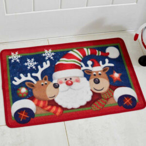 Mat - Santa & Friends