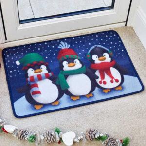 Mat - Frosty Penguins