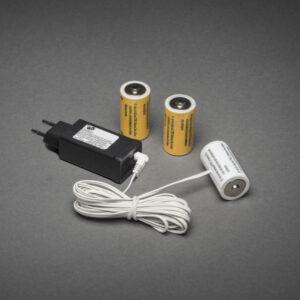 Battery Adapter x3 C