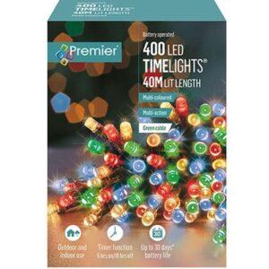 TimeLights 400 LED Multi
