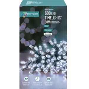 TimeLights 600 LED White