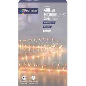 Microbrights 400 Red Gold