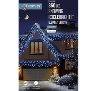 Snowing Icicles 360 BW WAS £44.99 Now £34.99