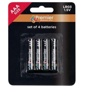 AAA Battery 4pack