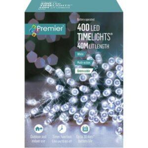 TimeLights 400 LED White