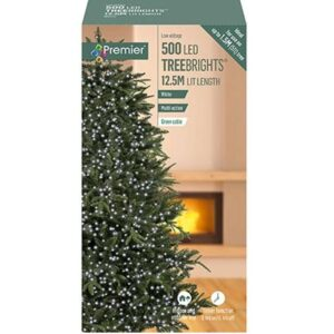 TreeBrights Timer 500 White WAS £24.99 Now £16.99