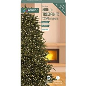TreeBrights Timer 500 W/White WAS £24.99 Now £16.99