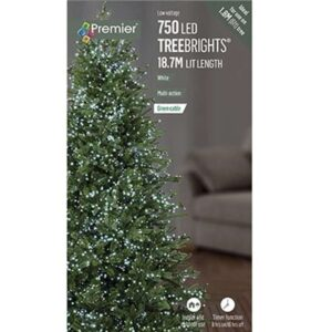 TreeBrights Timer 750 White WAS £32.99 Now £22.99