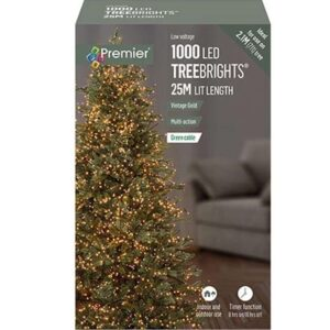 TreeBrights Timer 1000 V/Gold WAS £39.99 Now £27.99