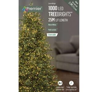 TreeBrights Timer 1000 W/White WAS £39.99 Now £27.99