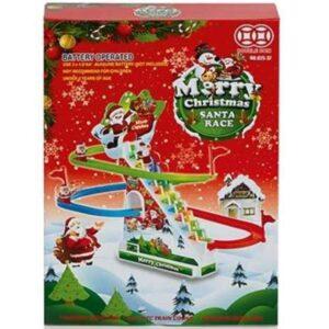 BO Christmas Santa Track