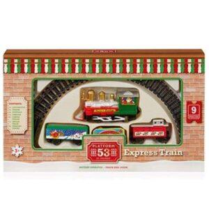 BO P53 Train Set w-2 Tracks