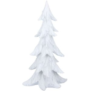 White Frosted Tree 54cm