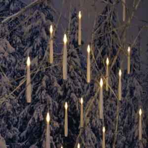 Magic Candles White